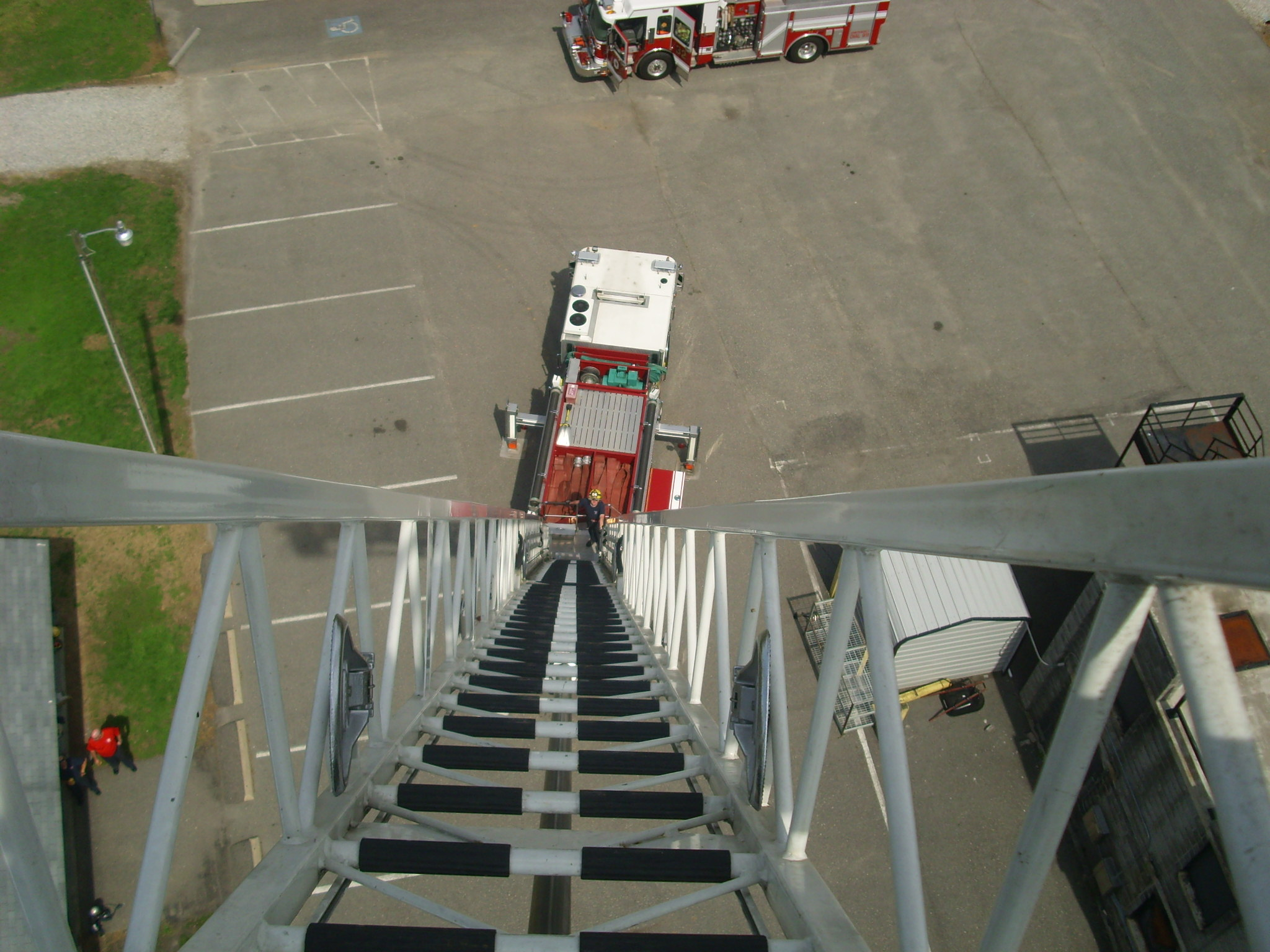 Fire-Rescue ladder view