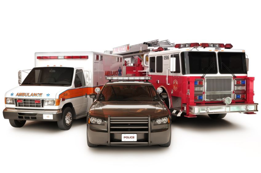 Sheriff, Fire & Rescue