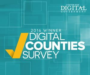 2016 Digital Counties Survey