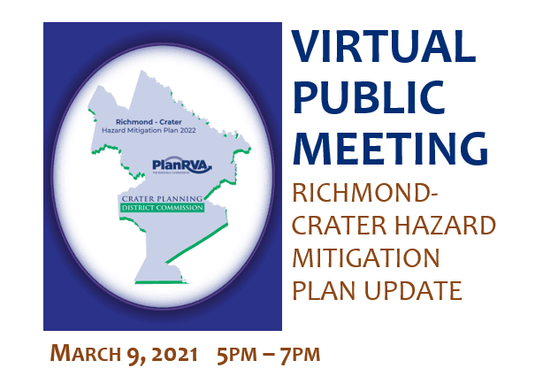 Richmond Crater Hazard Mitigation Plan Update - March 9 2021
