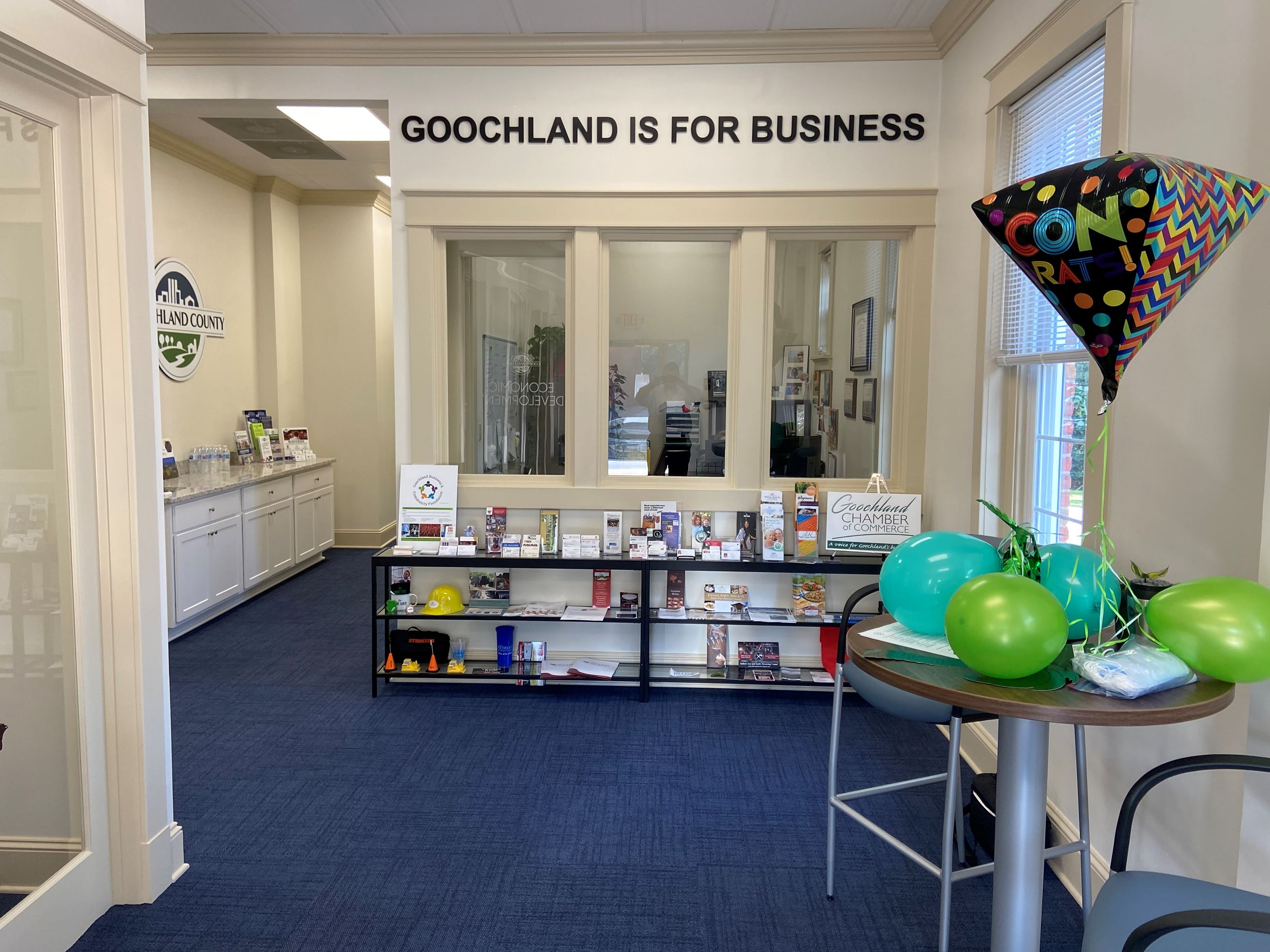 Goochland Business Center Opening - IMG_4482
